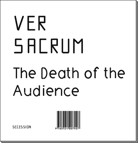 The Death of the Audience